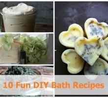 10 roliga diy bad recept
