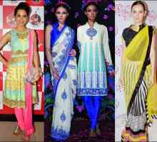 Den indiska fashion maverick - manish arora samlingar