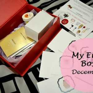 Min avund box recension: december 2014 Christmas Edition