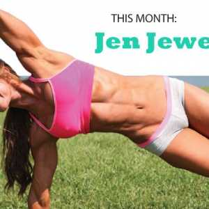 Jen Jewell high-protein diet plan